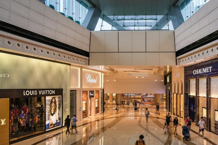 Los centros comerciales y sus asociaciones y agremiaciones