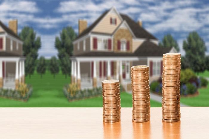 El pago de impuestos y la venta de inmuebles