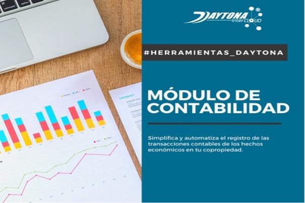 Contabilidad para propiedad horizontal: Daytona Intercloud