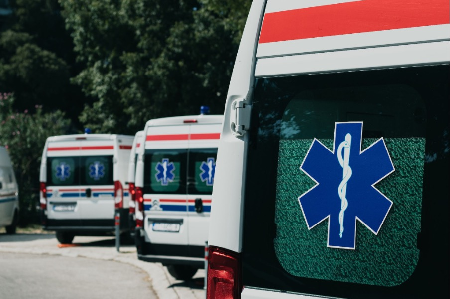 emergencia de salud ambulancias