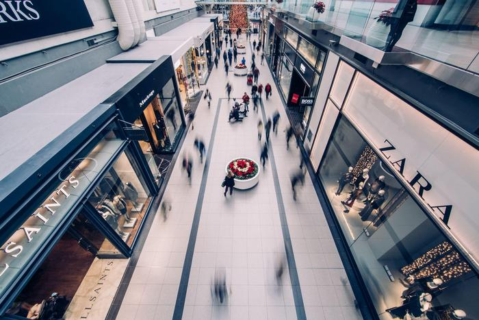 gestion de centro comercial