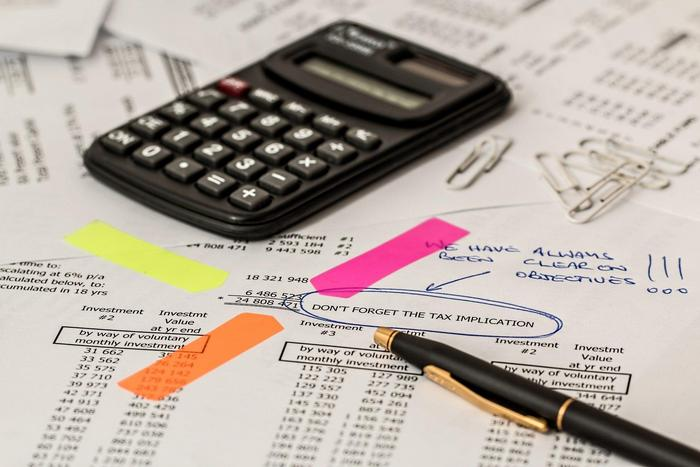 notas contables contador