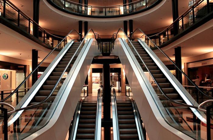 administración de centro comercial
