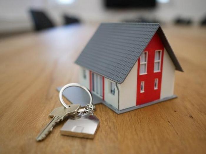 gestión inmobiliaria entrega de llaves