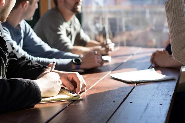 Reunión de propietarios de copropiedad