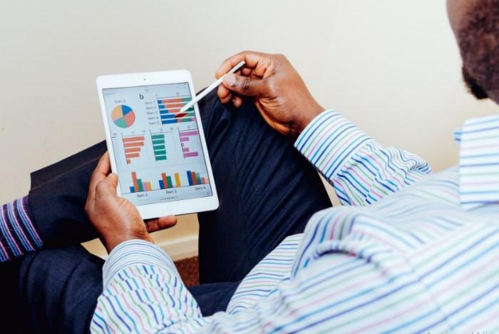 Software inmobiliario: vista de resultados